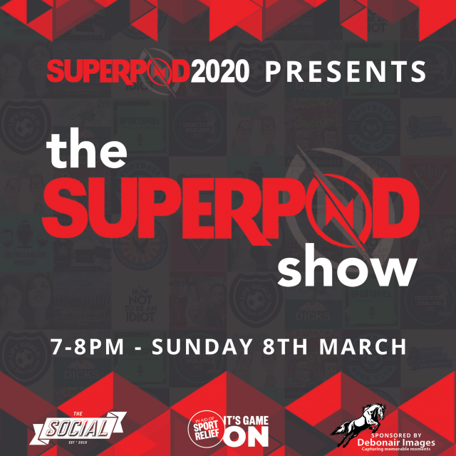 The SuperPod Show