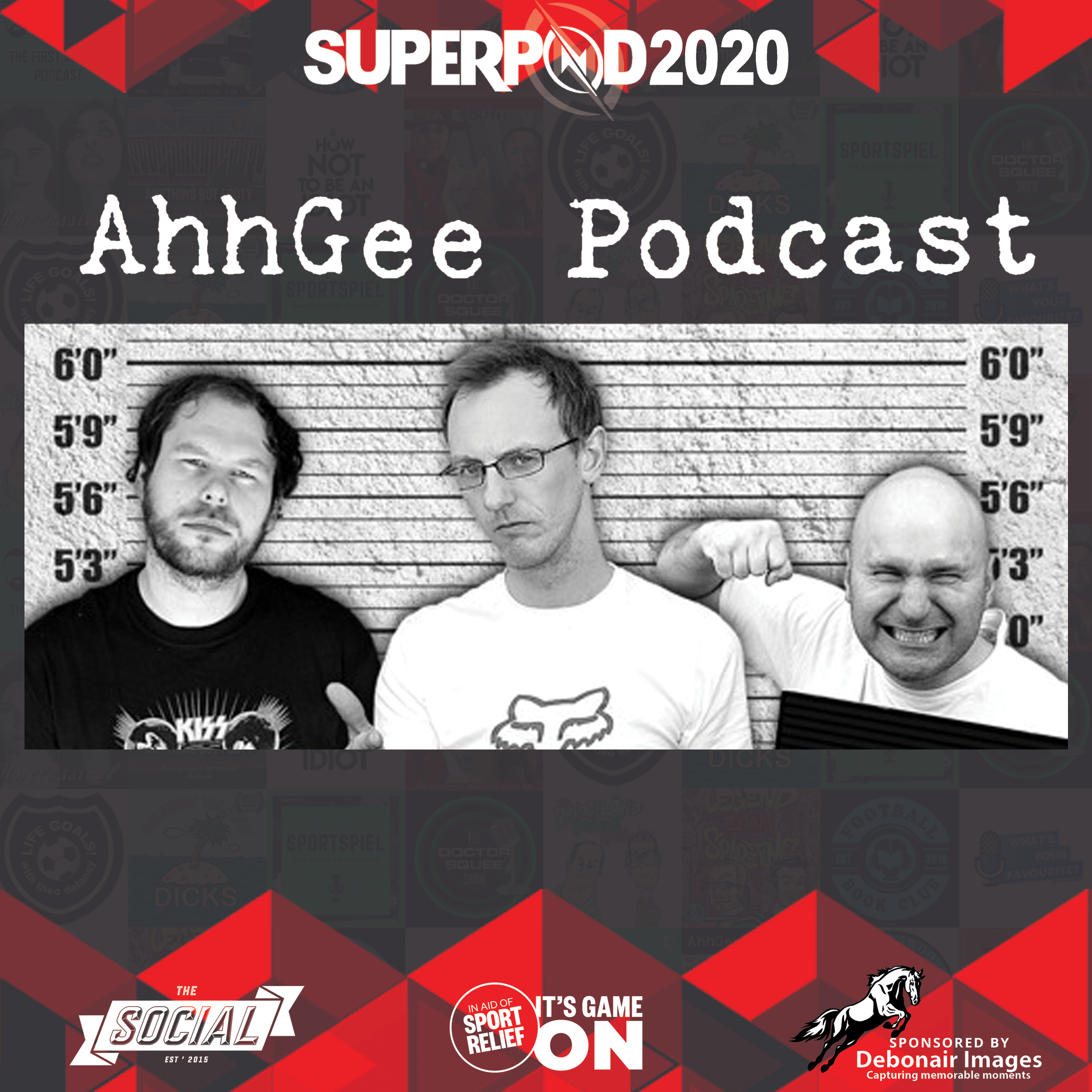 SuperPod: Charity Podcast Festival
