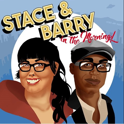 Stace & Barry